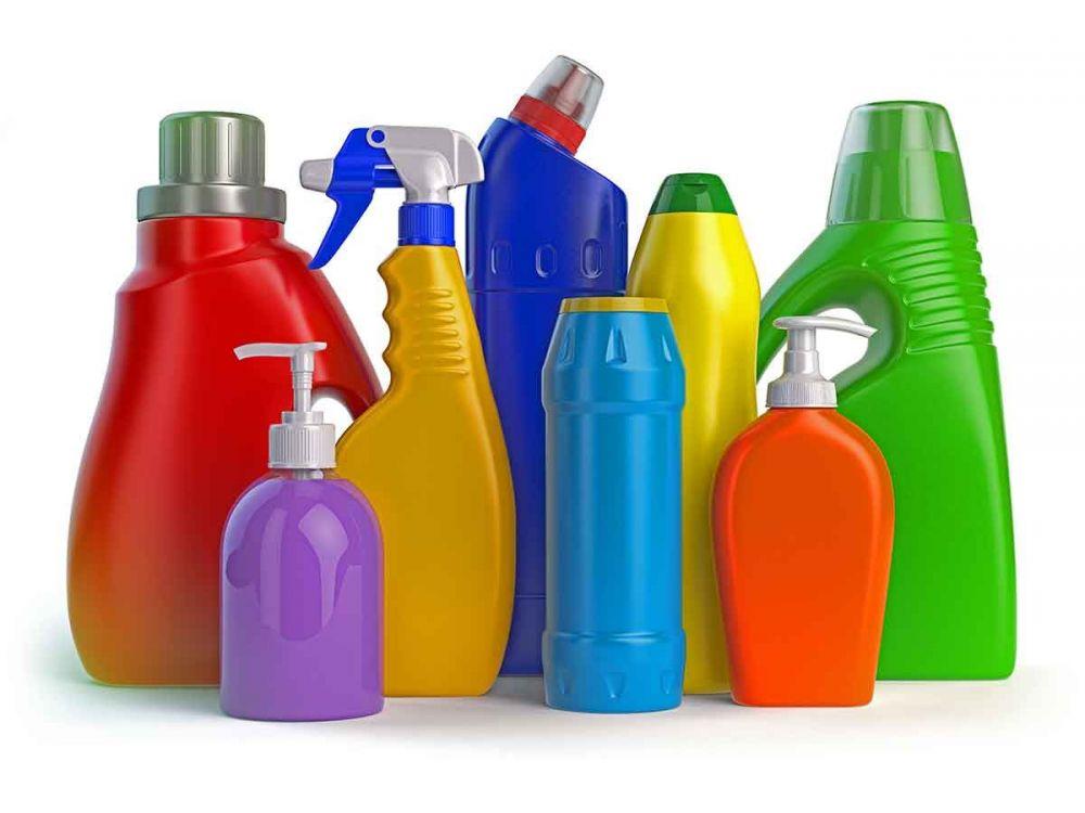 Πιστοποιημένα καθαριστικά για απολύμανση